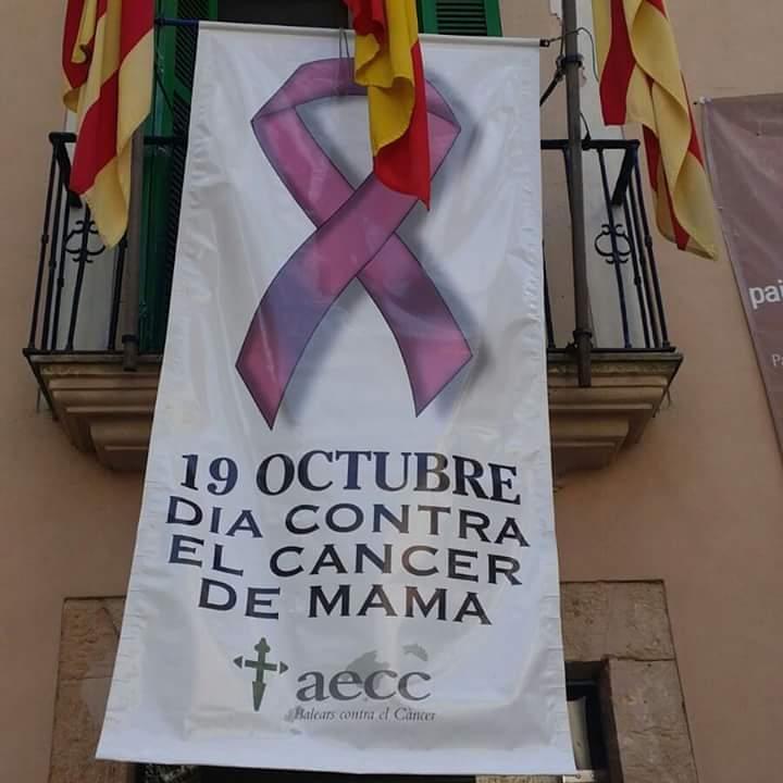 Octubre mes del càncer de mama
